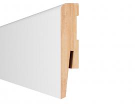 Lajsna White skirting 15x80x2400