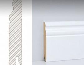 Lajsna Egger bijela 10cm 2400x18x100mm